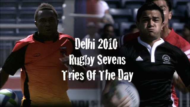 Rugby sevens - tries of the day
