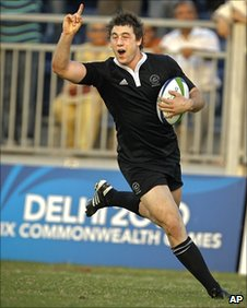 Kurt Baker of New Zealand