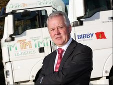 Ian Speak from Bibby Distribution