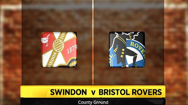 Swindon v Bristol Rovers
