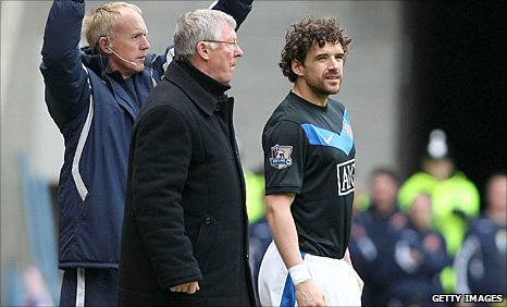 Bbc sport football owen hargreaves ready for manchester united owen hargreaves altavistaventures Choice Image