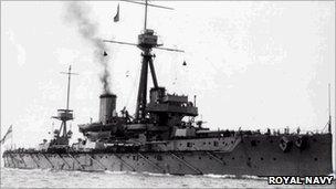 HMS Dreadnought (Royal Navy)