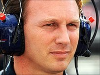 Red Bull boss Christian Horner