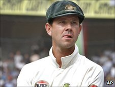 Ricky Ponting after India defeat