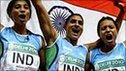 India's relay stars