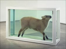 Away from the Flock � Damien Hirst. All rights reserved, DACS 2010
