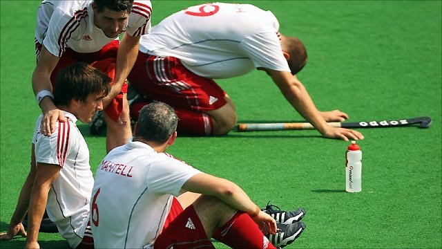 England men's hockey team