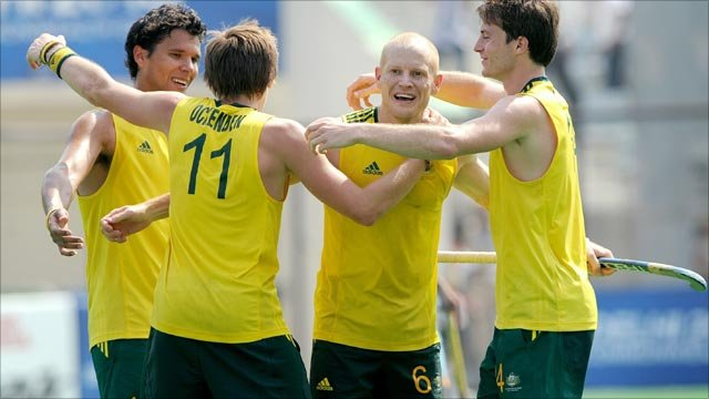 Australia men's hockey team