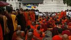 Sri Lankan activists oppose plan to train boys as monks