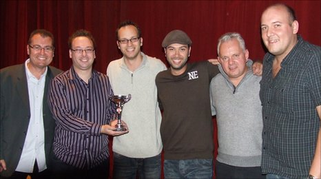 BBC Suffolk Pop Quiz 2010