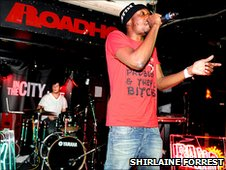 Chiddy Bang at the Roadhouse