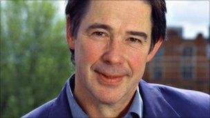 Jonathan Porritt - founding director of Forum for the Future