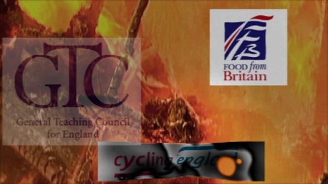 Bonfire of quangos