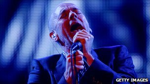 REM singer Michael Stipe