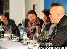 Steve Lamacq's Roundtable at the City Inn