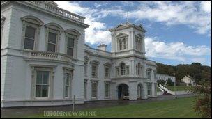 Northern Ireland Prison Service museum