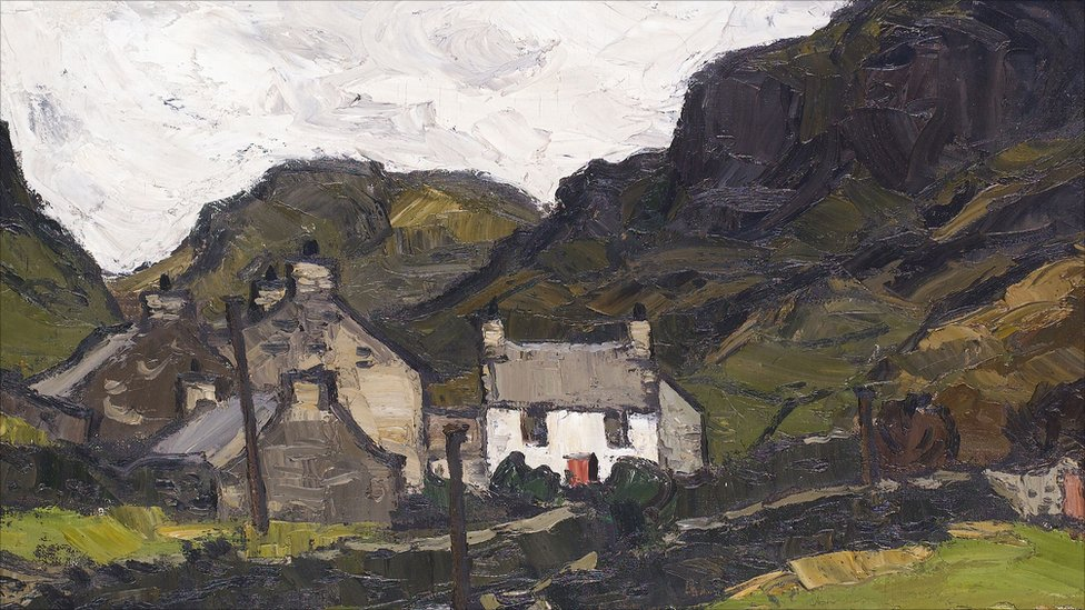 Kyffin Williams Paintings For Sale