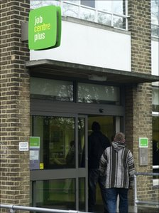 Jobcentre Plus in Croydon