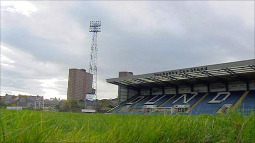 Dens Park Dundee