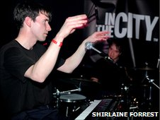 Dutch Uncles at The Ruby Lounge