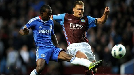 Ramires and Petrov