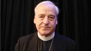 Bishop John Broadhurst