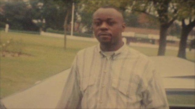 Jimy Mubenga