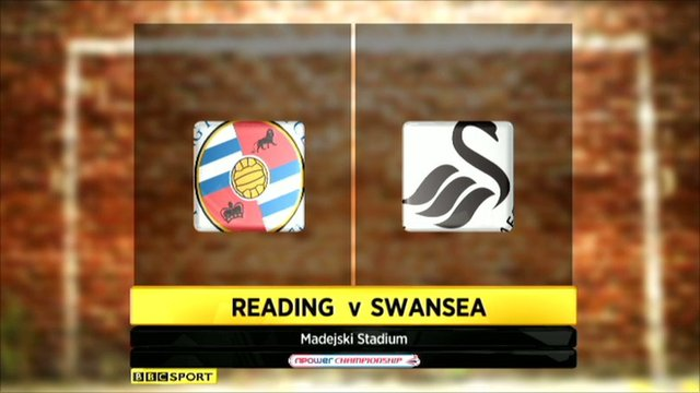 Reading 0-1 Swansea
