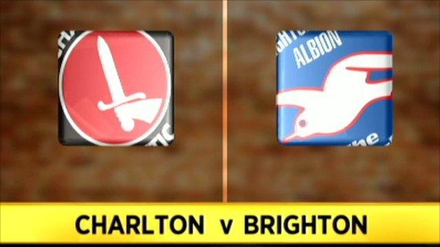 Charlton 0-4 Brighton