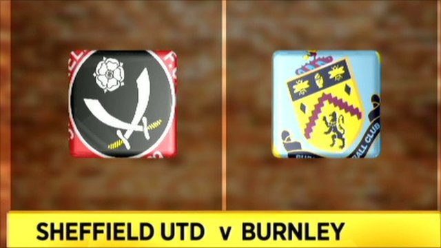 Sheffield Utd v Burnley