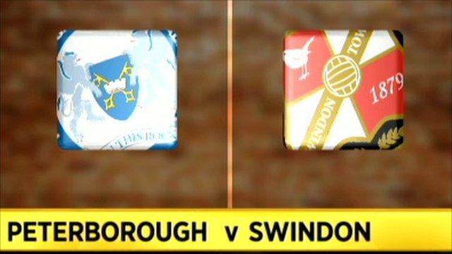 Peterborough 5-4 Swindon