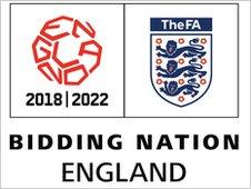 England 2018 bid