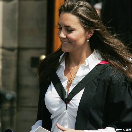 kate middleton graduation. Kate Middleton#39;s Sheer