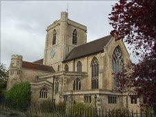 St Mary's, Harrogate was declared redundant after building problems and safety fears.