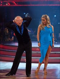 Paul Daniels and Ola