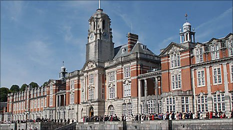 Britannia Royal Naval College (Dartmouth, England. - TripAdvisor)