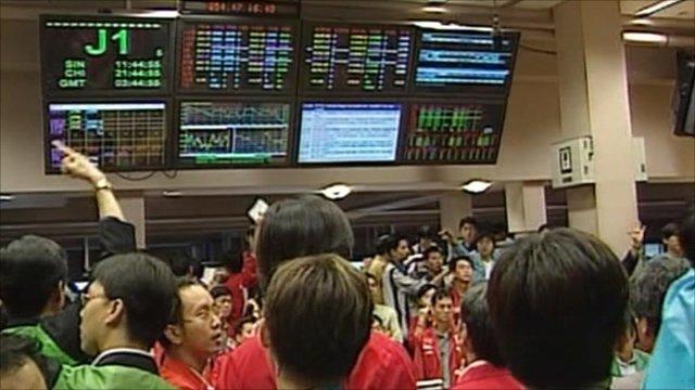BBC News - GLP debuts on the Singapore exchange