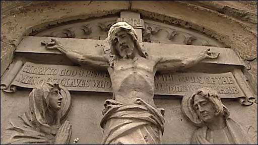 Memorial in Exeter