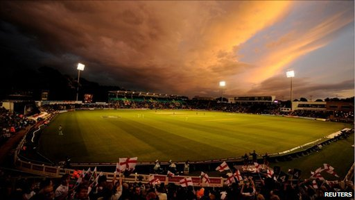 A stunning night in Cardiff. but cricket is breaking its historical bonds