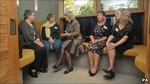 The Duchess of Cornwall has been president of Maggie's Cancer Care Centres since 2008