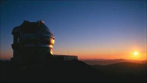 Gemini South Observatory (Gemini)