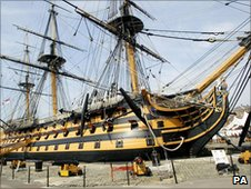 HMS Victory, Portsmouth