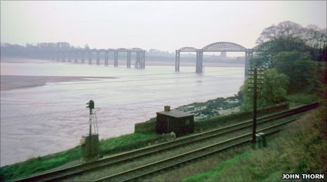 Old Severn Railway Bridge
