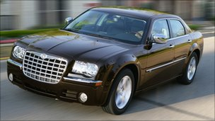 bbc news chrysler recalls 26 000 us vehicles. Black Bedroom Furniture Sets. Home Design Ideas