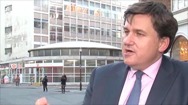London Deputy Mayor Kit Malthouse