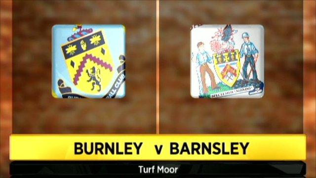 Burnley 3-0 Barnsley