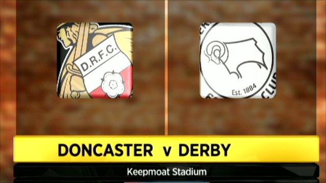Doncaster 2-3 Derby