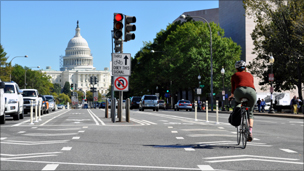 Pennsylvania Avenue in Washington Dc