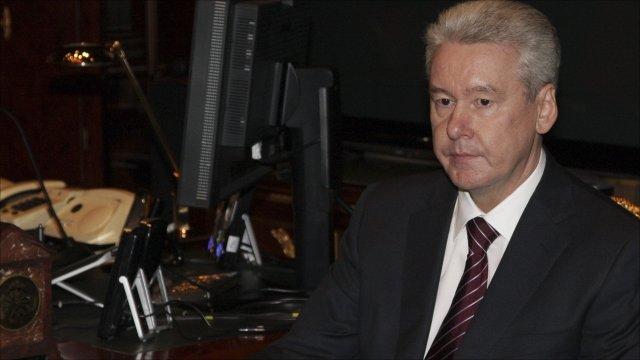 Sergei Sobyanin