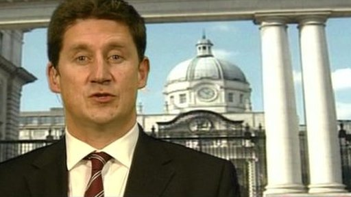 Eamon Ryan on rescuiing Ireland's finances